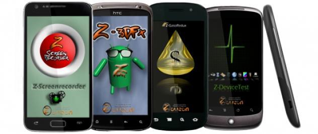 Z-Mobile OCIO: Aplicaciones para dispositivos móviles